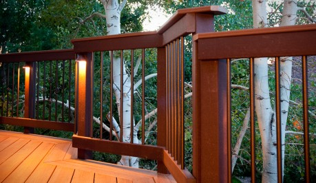 Maintenance Free Railings