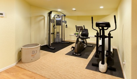 Basement Exercise Room Basement Bedrooms Amp Room Additions