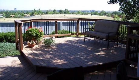 Custom Patio Deck