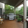 Elevated Deck Balcony with Cover