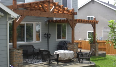 Trellis / Pergola Patio Cover